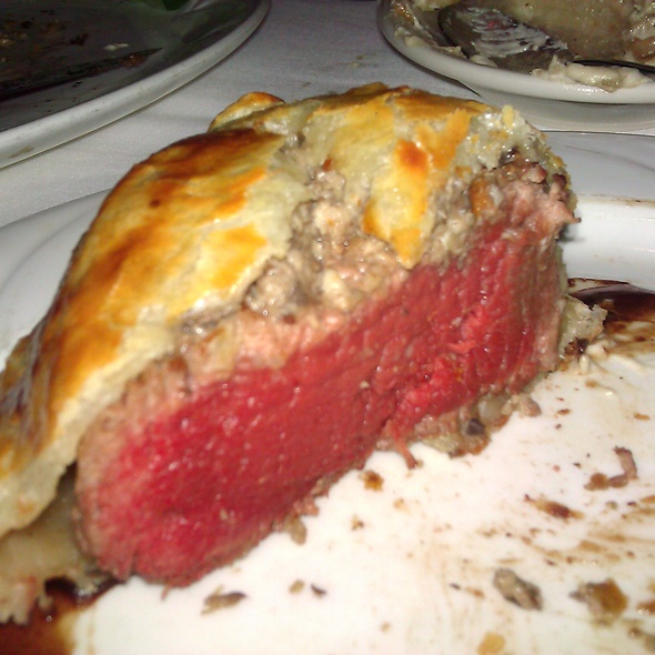 Beef Wellington - The Chop House - Ann Arbor, Ann Arbor, MI