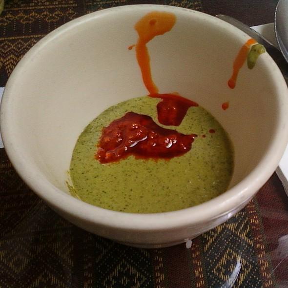 Mint Sauce  - Tibet Nepal House, Pasadena, CA