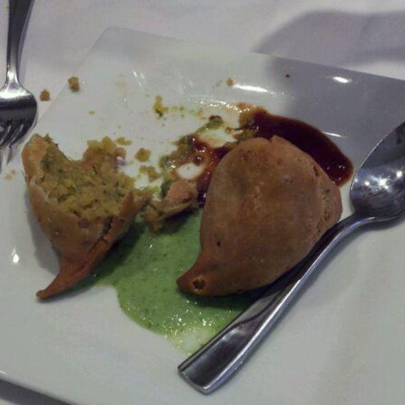 Samosa - OM Real Indian Food, New York, NY