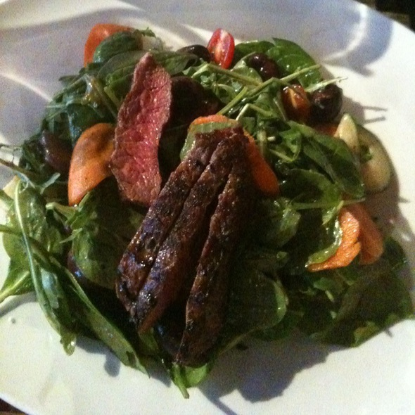Steak Salad - The News Room, Minneapolis, MN
