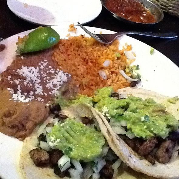 Carna Asada Tacos - The Sonora Grill, Ogden, UT