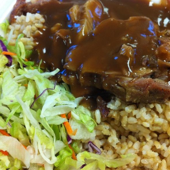 Karen Kitchen Honolulu Menu