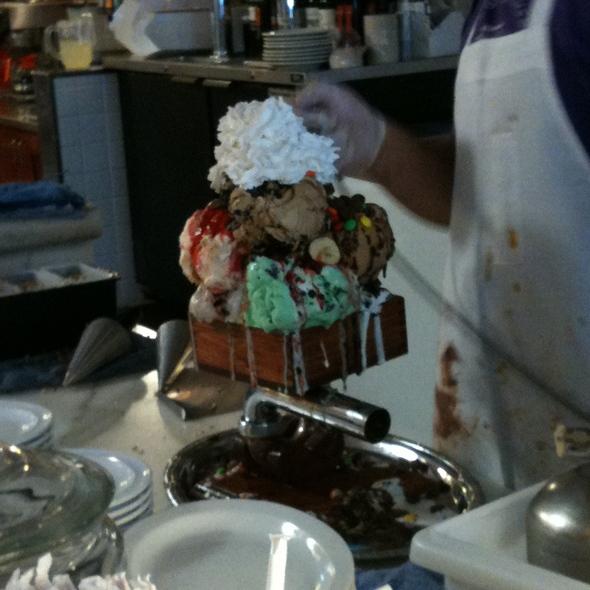 Kitchen Sink Walnut Creek Creamery