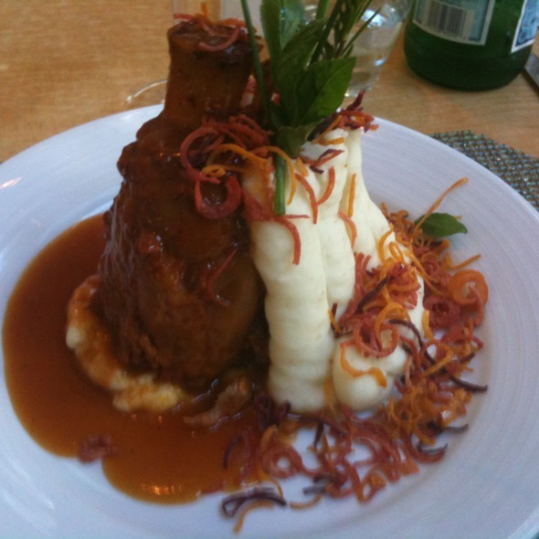 Pork (Osso Bucco) - POM - Fantasy Springs Resort & Casino, Indio, CA