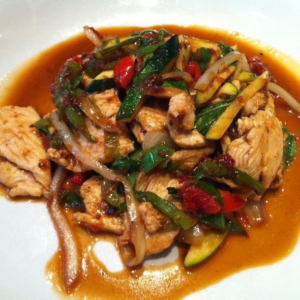 Basil Leaf Chicken W/ Peppers - Spice - Upper West Side, New York, NY