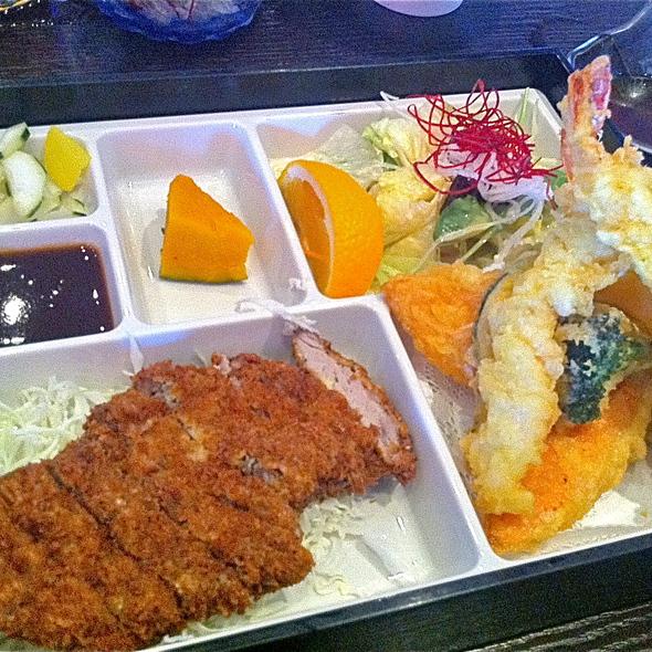 bento box - O Fine Japanese Cuisine - Irvine, Irvine, CA
