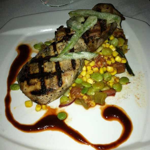 Grilled Pork Loin Chop - Assignments, Denver, CO