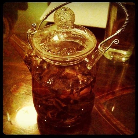 Happy Tea (Green Tea) - Lotus Farm to Table, Media, PA