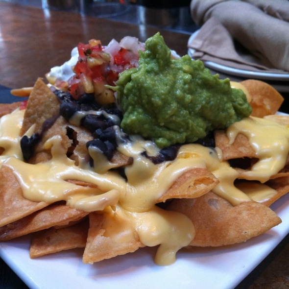 Nachos - The Brick Yard, San Francisco, CA