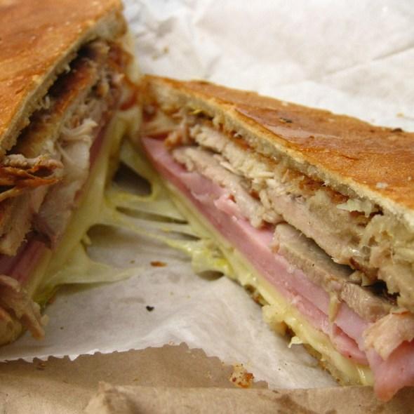 Cuban Sandwich - Sitio Samba Sabor, Astoria, NY