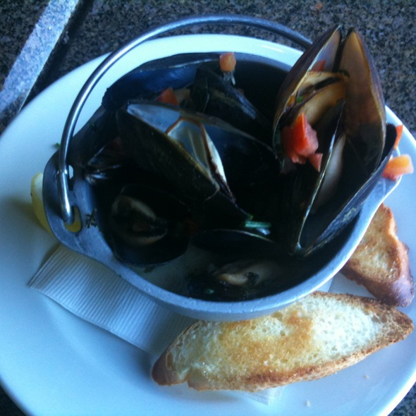 Steamed Mussels - Chart House Restaurant - Portland, Portland, OR