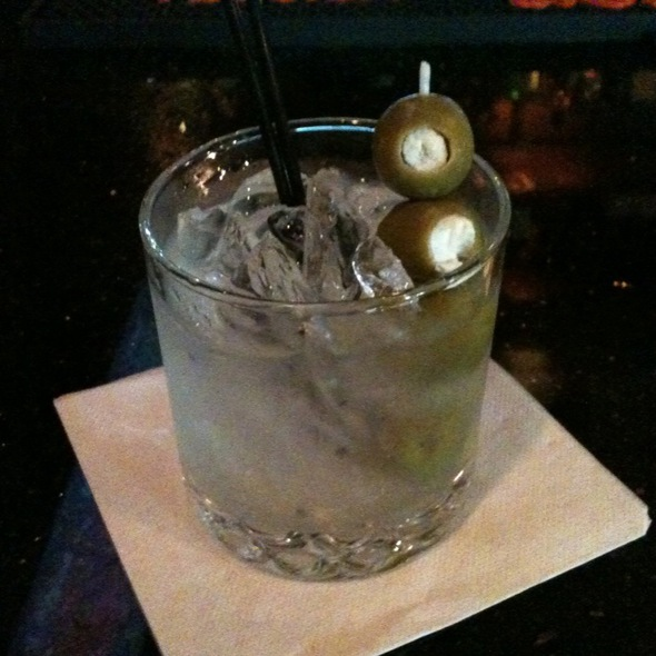 Tanqueray 10 On The Rocks W/ Blue Cheese Stuffed Olives - Capri-Downers Grove, Downers Grove, IL
