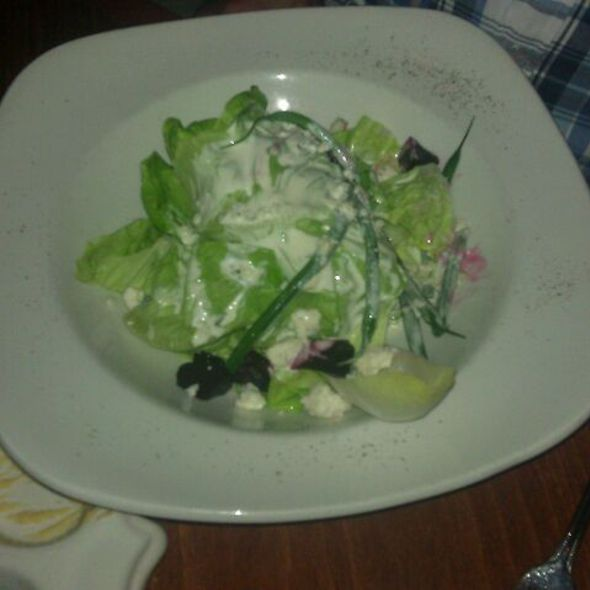 Boston Bibb Salad - Meta, Oceanside, NY