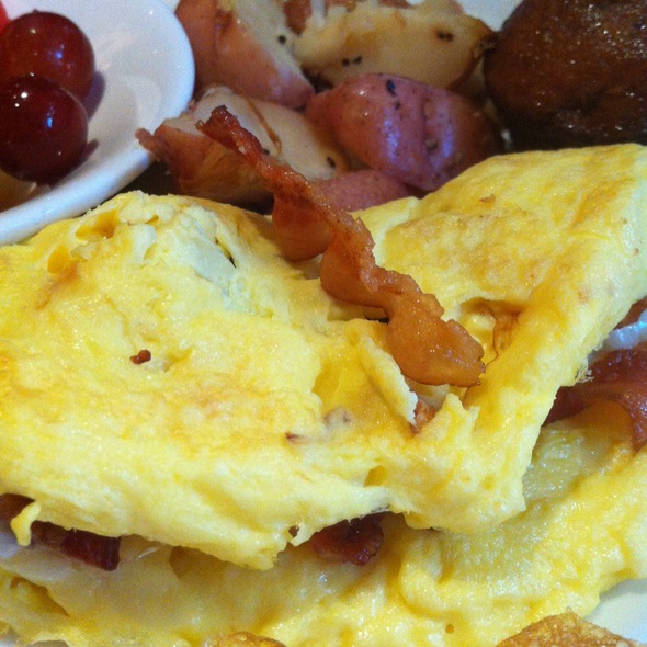 Brie & Bacon Omelette - Village Tavern Pembroke Pines, Pembroke Pines, FL