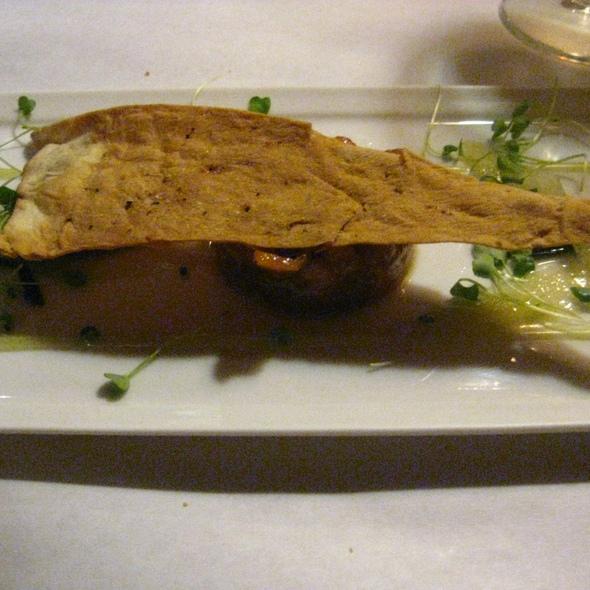 Organic Salmon Tartare - Chef's Station, Evanston, IL