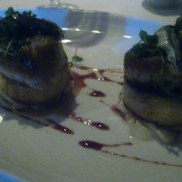 Diver Sea Scallops - The Stained Glass, Evanston, IL