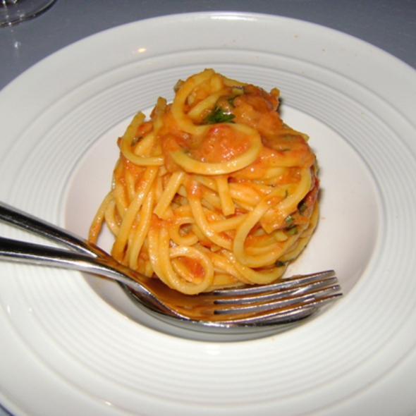Scarpetta's Tomato-Basil Spaghetti - Scarpetta - Fontainebleau Miami Beach, Miami Beach, FL