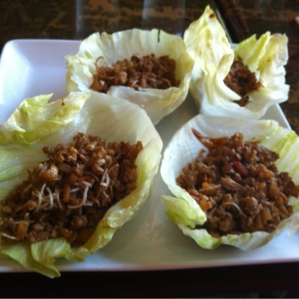 Lettuce Wrap - J Wongs Thai & Chinese Bistro, Salt Lake City, UT