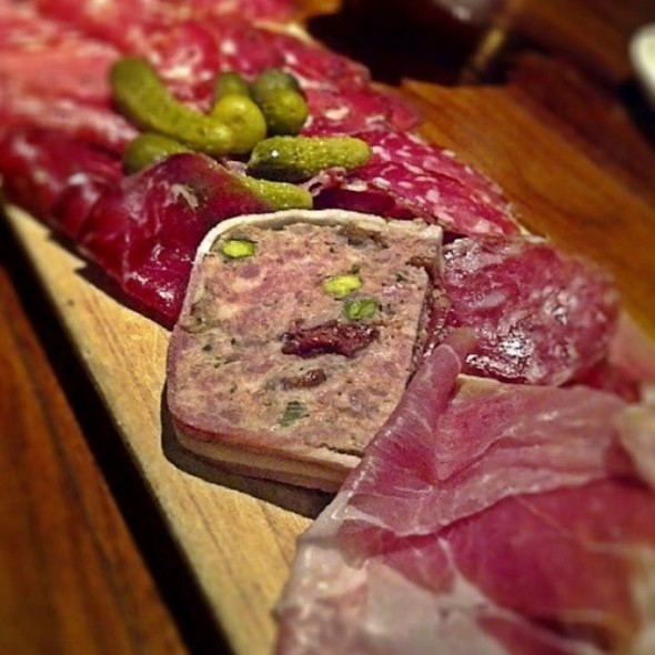 Charcuterie Board - Proof Restaurant, Washington, DC