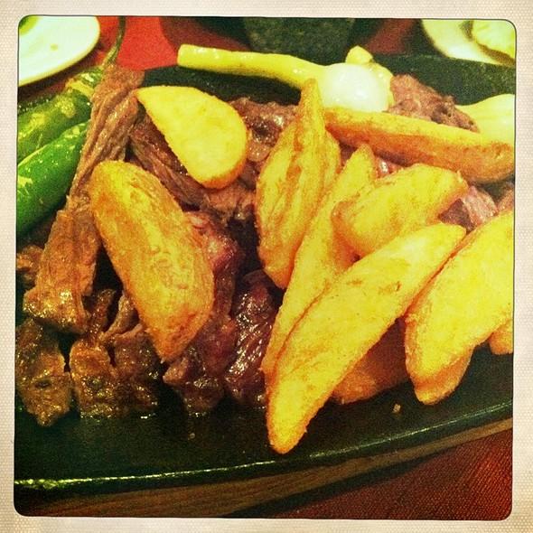 Arrachera & Frites - Restaurante San Carlos - Valle, Monterrey, NLE