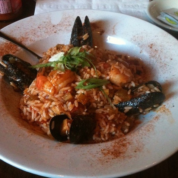 Jambalaya - Darryl's Corner Bar and Kitchen, Boston, MA