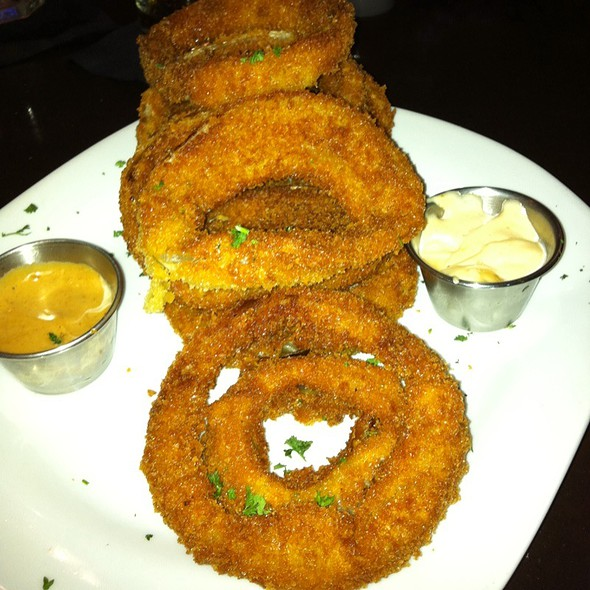 Onioin Rings - Triumph Grill, St. Louis, MO