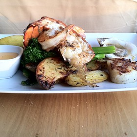 Seafood Mixed Grill - Oystercatchers, Tampa, FL