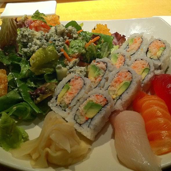 Sushi Sampler - Kona Grill - Scottsdale, Scottsdale, AZ