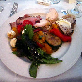 buffet - The Elkridge Furnace Inn, Elkridge, MD
