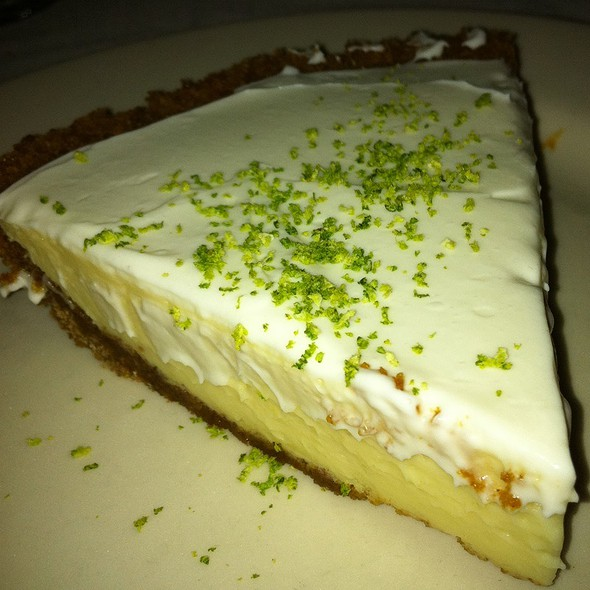 Key Lime Pie - Bob's Steak & Chop House - Dallas on Lemmon Avenue, Dallas, TX