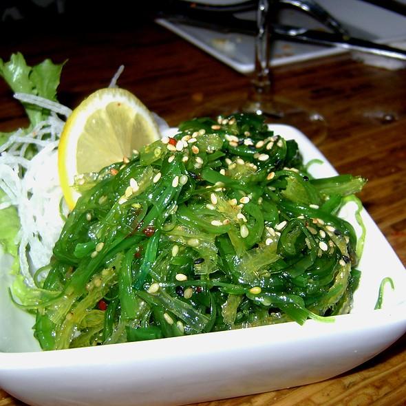 Wakame Salad - COCO Asian Bistro + Bar, Fort Lauderdale, FL