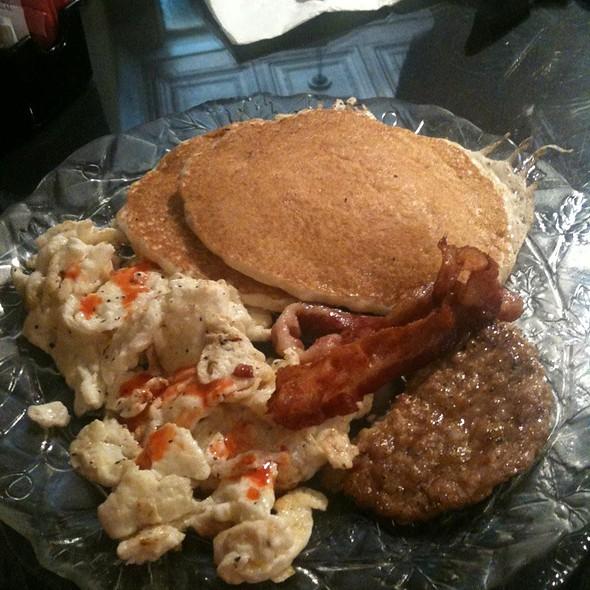 Breakfast Pleaser - Yvonne's Cafe, Ocean Grove, NJ