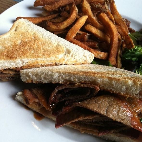 Beef Brisket Sandwich - Jack's Firehouse, Philadelphia, PA