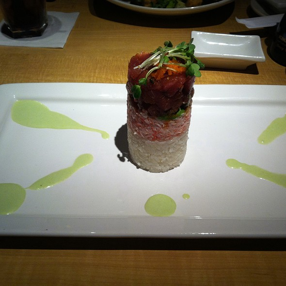 Spicy Tuna Tower - Kona Grill - Scottsdale, Scottsdale, AZ