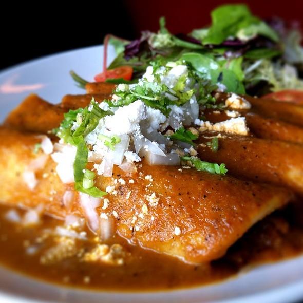 Enchiladas Rojas - Frida, Toronto, ON