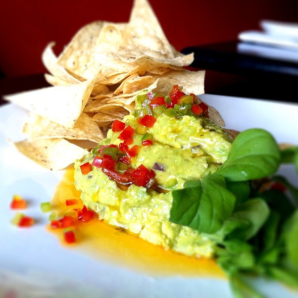 Guacamole and Chips - Frida, Toronto, ON