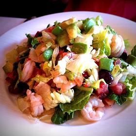 Chef's Chopped Salad - Cafe Pacific, Dallas, TX