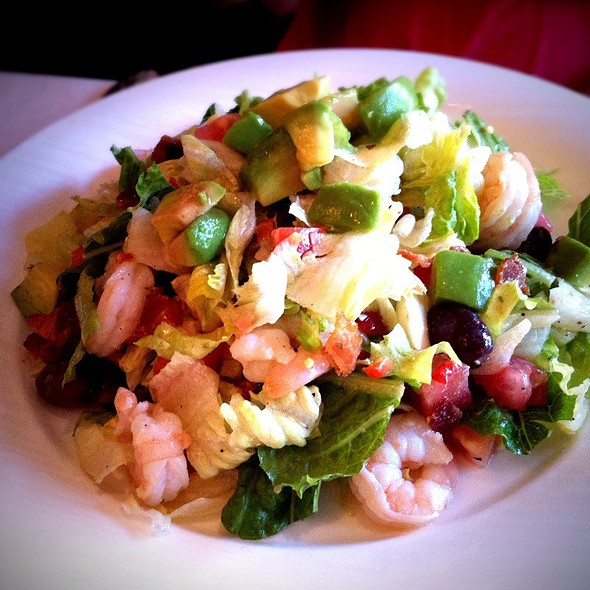 Chef's Chopped Salad - Cafe Pacific, Dallas, TX