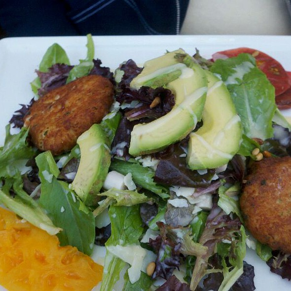 Crabcake Salad - Sundried Tomato American Bistro - San Clemente, San Clemente, CA