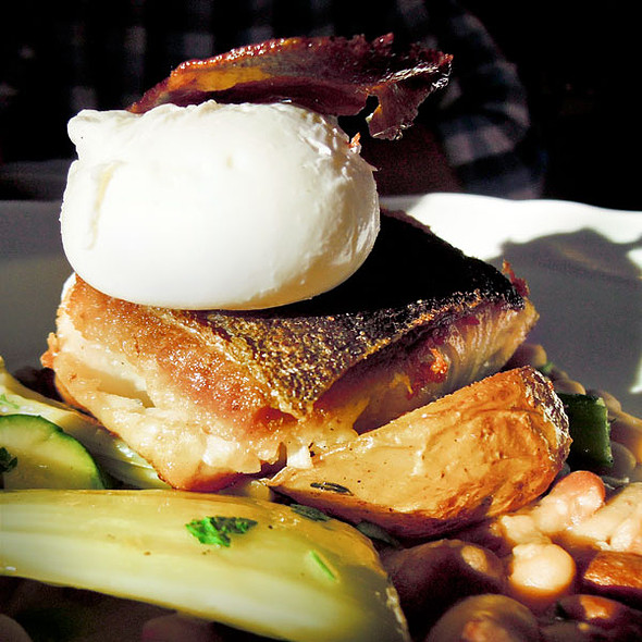 Smoked Sablefish - Italian Kitchen - Vancouver, Vancouver, BC