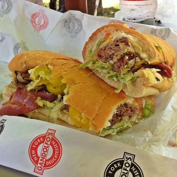Gandolfo S Food Truck Dallas