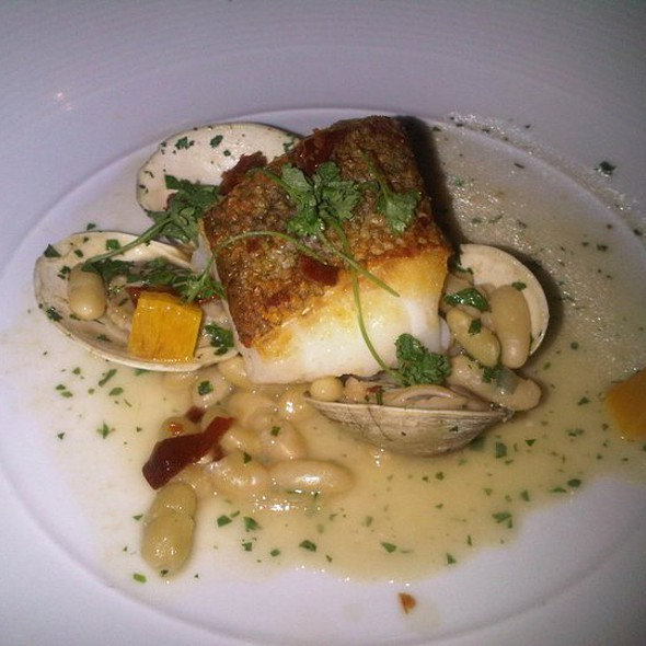 Pacific Cod - Lola - A Michael Symon Restaurant, Cleveland, OH