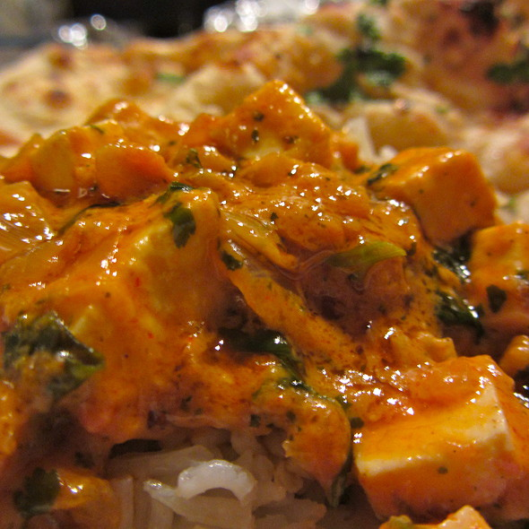 Paneer Tikka Masala - Bhatti Indian Grill, New York, NY