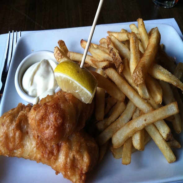 Fish and Chips - Tir Na Nog  - Philadelphia, Philadelphia, PA