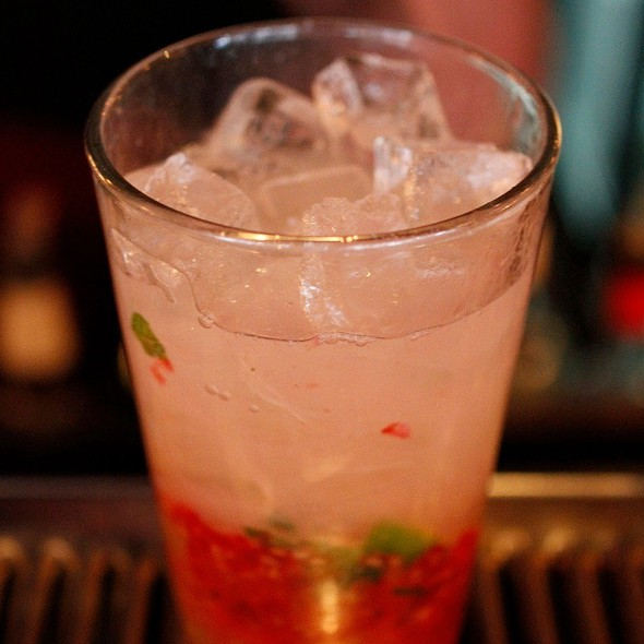 Raspberry Mojito - Andaluca, Seattle, WA