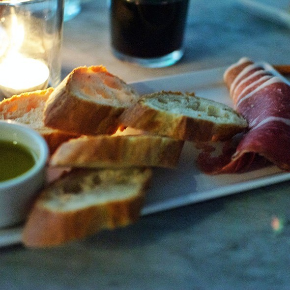 24 Month Parma Ham - Shebeen Whiskey House, Vancouver, BC