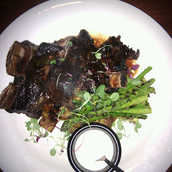 Braised Short Ribs - The Tulip Bistro + Bar, Lexington, KY