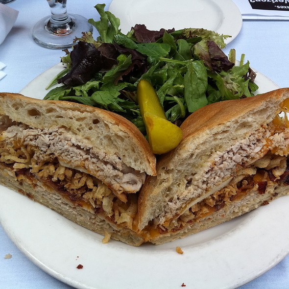 Roast Pork Sandwich - Russell House Tavern, Cambridge, MA