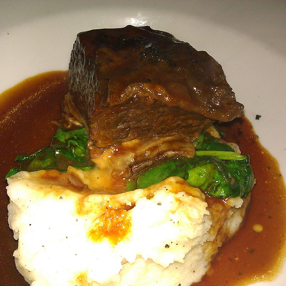Braised Beef Short Ribs - Osteria I Nonni, Lilydale, MN