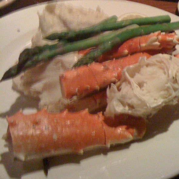 King Crab Legs - The Keg Steakhouse + Bar - Windsor Riverside, Windsor, ON